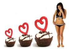 """Вкусные рецепты: Блины шоколадные """"Шварцвальд"""" (День второй..), торт """"Подарок"""", Грибы на """"снегу""""."""