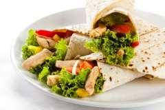 Вкусные рецепты: Зеленый салат, Суп с мидиями и креветками, Малиновый ликёр