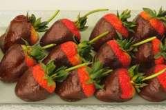 Вкусные рецепты: Клюква на коньяке., Судачьи заливные филейчики с овощами, зеленью, хреном и лососевой икрой, Классический лимонный кекс